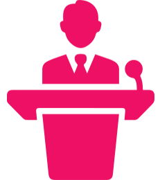 Speaker Info Magenta 2
